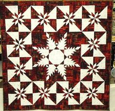 Quilt Gallery-saw this quilt at the Dallas quilt show a couple of weeks ago and loved it!