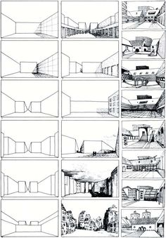 Rob Krier, Morphological Series of Urban Spaces