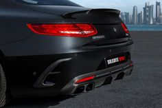 On the road, the BRABUS 850 Coupe will accelerate from 0-62 mph in just 3.5 seconds and 0-124 mph in 9.4 seconds, topping out at an electronically-limited 217 mph