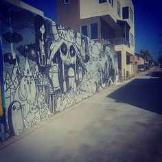 My city > yours...💁 #imperialbeach #IB #adventuretime #finandjake #awesome #explore #lol #art #mural #dope #instalike #vsco #sandiego #californiadaze #imperialbeachlocals #sandiegoconnection #sdlocals #iblocals - posted by Dimitri  https://www.instagram.com/ibnative. See more post on Imperial Beach at http://imperialbeachlocals.com