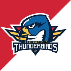 Springfield T-Birds ( Bakersfield Condors, Utica Comets, Rockford Icehogs, Providence Bruins, Grand Rapids Griffins, Milwaukee Admirals, Ontario Reign, Chicago Wolves, American Hockey League