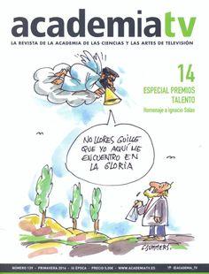 AcademiaTV : la revista de la academia de las ciencias y las artes de televisión