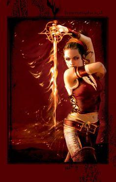 RPG Female Character Portraits — we-are-rogue: Tristessa by kirasanta