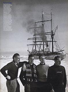 La vie et l'œuvre de Paul-Emile Victor (1907-1995) m'ont incité en 2006 à mener l'enquête dans ses pas au Groenland oriental, 7 décennies après ses séjours chez les « eskimos » que l'on appelle désormais les « Inuits ». À la clef : une exposition, un documentaire et des reportages, dont cette interview parue dans l'hebdomadaire Point de Vue.
