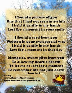 In Memory Of Dad, Memory Verse, Grief Poems, Mom Poems, Anniversary Of Death Quotes, Mothers Love For Her Son, Poem About Death, Goodbye Quotes, Birthday In Heaven