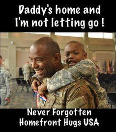 Happy #MilitaryFamilyDay #HomefrontHugs