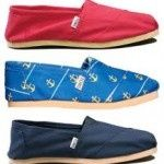 TOMS Shoes  $5 Off Coupon Codes