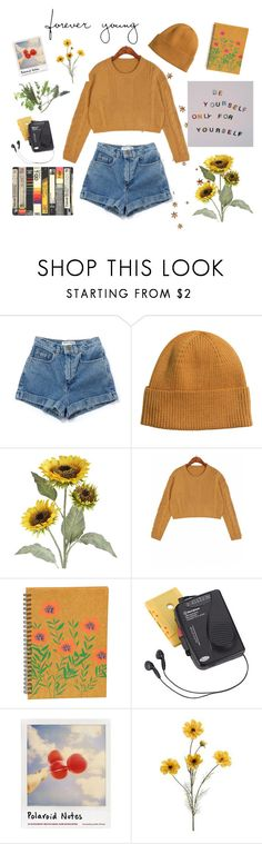 """ғᴏʀᴇᴠᴇʀ ʏᴏᴜɴɢ"" by lilyjey on Polyvore featuring H&M, Pier 1 Imports, Westinghouse and Chronicle Books"