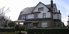 Abel House in Montesano WA on the way out tot he Coast or the way back for that matter!