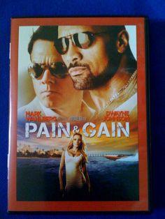 Pain & Gain on DVD