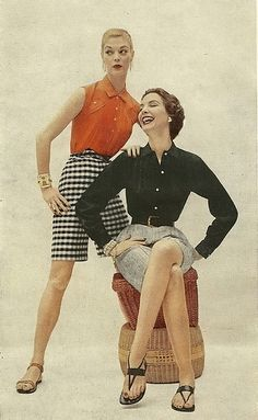 1954......looks like fashions of today