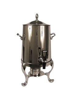 High Polish Coffee Urn 50 Cup New Inventory, French Press, Urn, Espresso, Coffee Maker, Kitchen Appliances, Polish, Diy Kitchen Appliances, Home Appliances