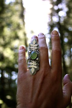 Last Gasp Ring  so pretty!  @Lauren A