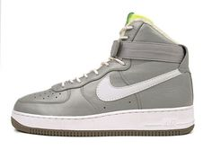 Nike Air Force 1- whether you think they're cool or no, you can't deny the comfort factor of these bad boys.