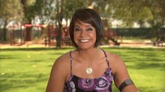 Live Big with Ali Vincint on Live Well Network see Ali's Story and show here. (she was on one of the Biggest Loser season's winner)