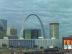 I was so shocked how much the arch sways when you get to the top.