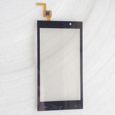 Haute qualité Micromax A093 Capactive Gros Tactile Digitizer écran avant Écran Tactile de remplacement