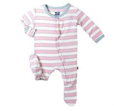 Girl Footies *New* Spring/ Summer 2016 from Ella Bella Maternity Boutique