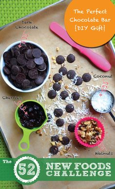 DIY Dark Chocolate Bark Recipe Healthy & Yummy #DarkChocolate: Get your Fix without the #WeightGain! #SkinnyChocolate PhysiciansResearch.ca