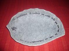 Bandeja de ceramica
