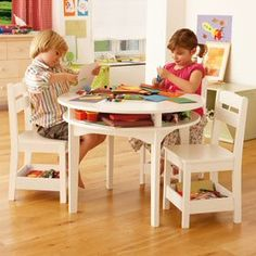 childrens wood tables to make | children: Kids Table and Chair Sets Make A Great Addition to Kids ...