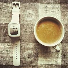 #Swatch TOUCH WHITE ©sunha502