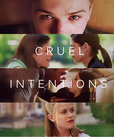 """After the successful pilot of the sequel of """"Cruel Intentions,"""" NBC is excited to pick up the series, with Sarah Michelle Gellar and Taylor John Smith. Movies Showing, Movies And Tv Shows, Ryan Phillipe, Teen Witch, Cruel Intentions, 90s Movies, Love Movie, 90s Kids, Music Tv"""