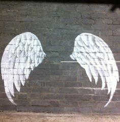 photographed with angel wing graffiti Background Images For Editing, Photo Background Images, Photo Backgrounds, Murals Street Art, Graffiti Art, Graffiti Quotes, Banksy, Angel Wings Art, Picsart Background