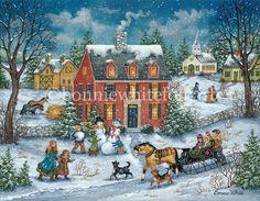 Bonnie White Folk Art