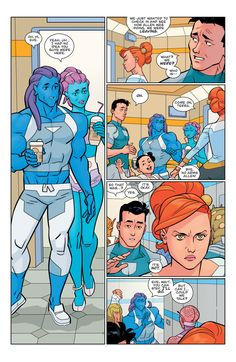 Invincible Issue #129 - Read Invincible Issue #129 comic online in high quality