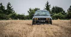 """That's right, folks: long before the """"xi"""" models BMW made an all-wheel drive Bmw E30 325, E60 Bmw, Bmw 325, Bmw Alpina, Bmw Motors, Bmw Classic Cars, Automotive Photography, Bmw 3 Series, Performance Cars"""
