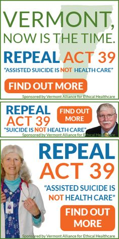 Repeal Act 39 --Vermont/multi