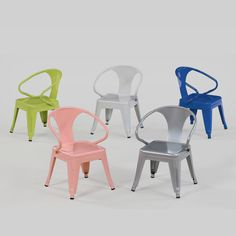 Not they didn't... Kids Tabouret Stacking Chairs (Set of 2) | Overstock.com