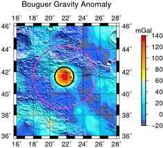 You would think the battered moon doesn't need one more crater. But thanks to data from NASA's Gravity Recovery and Interior Laboratory (GRAIL) mission, a massive crater has been found, provisionally named the crater Earhart.