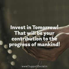 Invest in tomorrow. Go Social with SupportSocial ! Investing, Cards Against Humanity