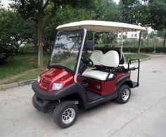 citEcar 4PR Sport Street Legal Golf Cart