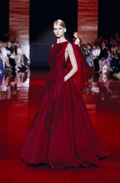ELIE SAAB Haute Couture Autumn-Winter 2013-14 by Dittekarina