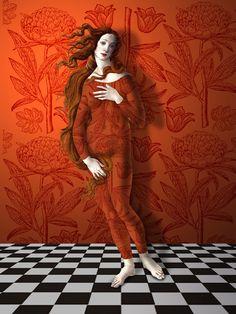 Venus Life Goes On, Karen Miller
