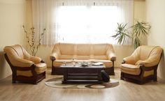 Set Canapea si fotoliu CASTELANII si masuta cafea ANETA   #Mobila Furniture, Decor, Home Decor, Couch
