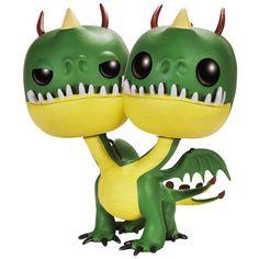 Barf and Belch est un dragon à deux têtes dans les films d'animation de Dreamworks, How To train Your Dragon 1 et 2. Dans le premier épisode, on suit les aventures du jeune Hiccup, habitant le...