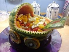 Mat til barnedåp Watermelon, Fruit, Mad, Gifts, Gift Ideas, Presents, Favors, Gift