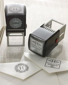 Personalized Stampers