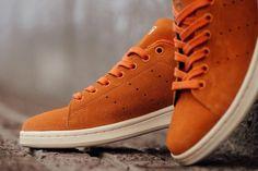 "adidas Originals Stan Smith ""Energy Orange"" - Flashback Magazin"