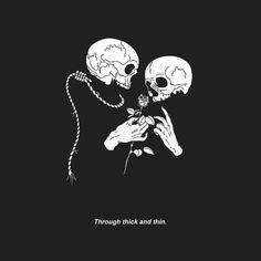 Till death do us apart #amen