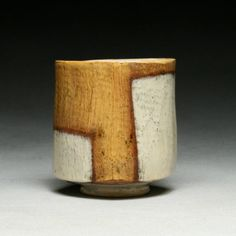 Square Yunomi by martyfielding on Etsy, $48.00