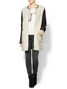 Sanctuary Sherpa City Coat | Piperlime