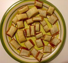 #Salatini velocissimi al gusto #pizza
