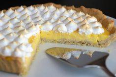 Recette de tarte au citron Thermomix