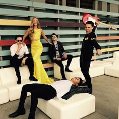 bts chillin' on-set with the boys of @itsmidnightred Shop this coveted prom look now! 💛 #camillelavie #CLVprom Prom Dresses 2016, Prom 2016, Prom Dresses Online, Prom Looks, On Set, Photoshoot, Bts, Chic, Lace