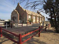 C.H. Cook Memorial Church in Pinal County, Arizona